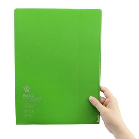 ポケフル 単色タイプ  グリーン