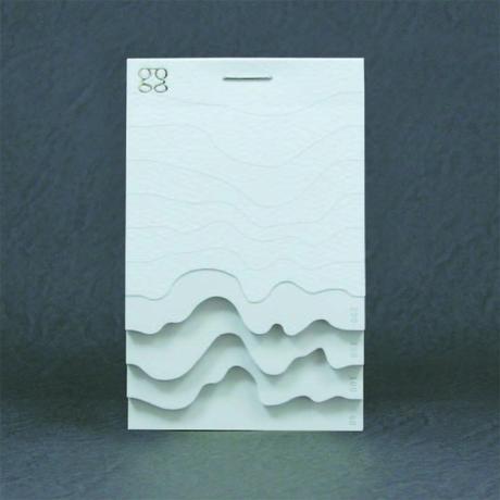 標高200ページ メモブロック ホワイト