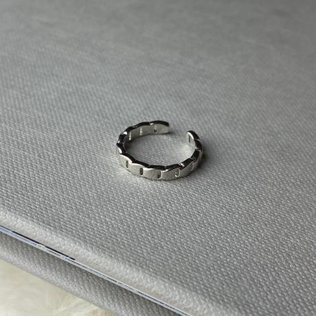 イヤーカフ 1pc    tsumugi( ツムギ) or  (マドラン)    Silver