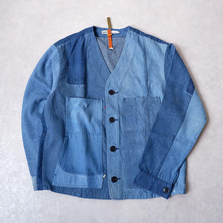 【New Design】SUNNY SIDE UP(サニーサイドアップ) /Remake engineer jacket/size:3-M