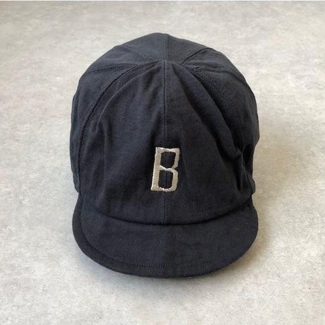 【個人的に推奨品】Jackman (ジャックマン)/Dotsume Baseball Cap/Off Black