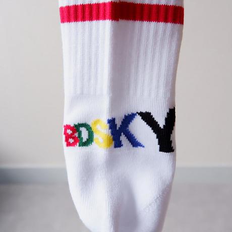【NEW】BILLY BUDDUSKY (ビリーバタスキー)/JUDY/White/unisex