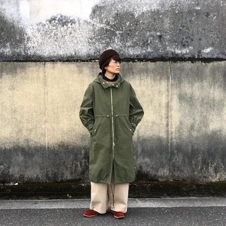 UNIVERSAL TISSU (ユニバーサルティシュ)/  モッズコート/khaki