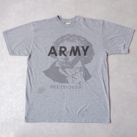 BEETHOVEN ARMY T SHIRT /ベートーヴェンアーミーTシャツ/③