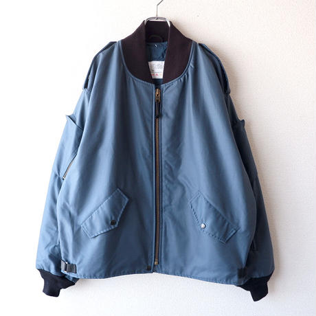 【FromCANADA】00s Royay Canadian Air Force TypeⅢ Flyers Jacket