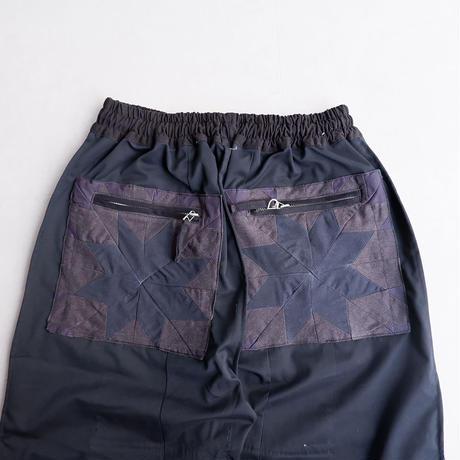 Nasngwam (ナスングワム) /LONESTAR PANTS/Black