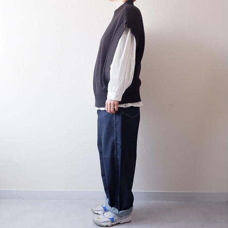 HARVESTY (ハーベスティ)BIG PAINTER DENIM PANTS/Indigo