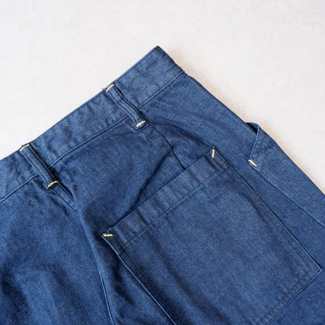 TIGRE BROCANTE(ティグルブロカンテ)/Travail Pants/11oz Denim/indigo
