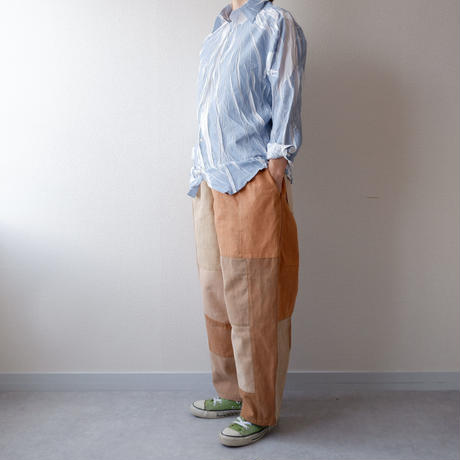 "yoused(ユーズド)/""remake wide pants by carhartt""/M-3"