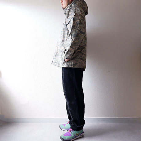 【From USA】US AIR FORCE /DIGITAL TIGER CAMOFLOUGE GORE-TEX JACKET /M-XS