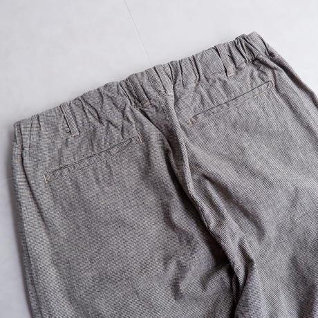 catta(カッタ)/  2TACK BAGS EASY PANTS-CHIDORI