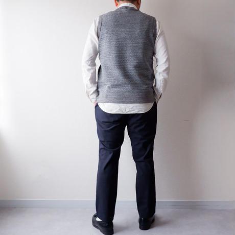 Jackman(ジャックマン)/Quilt Vest/charcoal