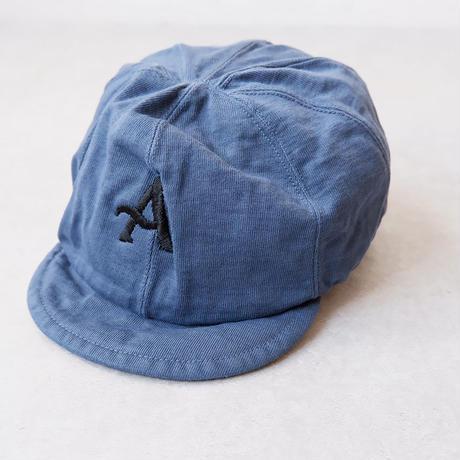 【個人的に推奨品】Jackman(ジャックマン)/Dotsume Baseball Cap/Ash Blue