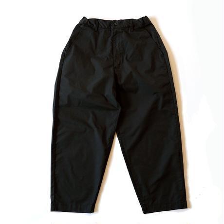KAFIKA (カフィカ)/ワイドテーパードパンツ/cool max/Black