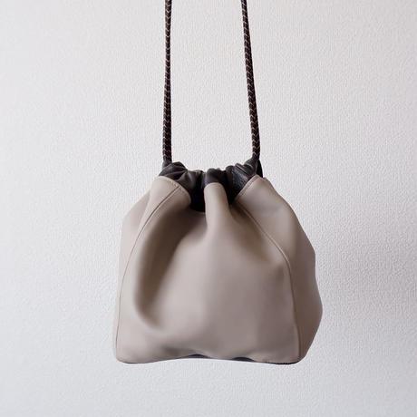 "ITUAIS(イトゥアイス)/"" SWIFT POUCH ""/ 巾着バッグ/gray"