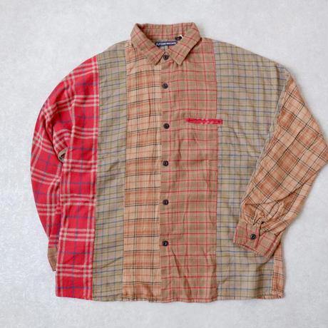 TIGRE BROCANTE (ティグルブロカンテ)/Stallman Regular Shirt/beige