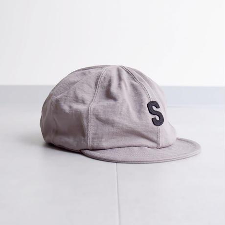 Jackman(ジャックマン)/ Dotsume Baseball Cap   Solid Gray  JM6107