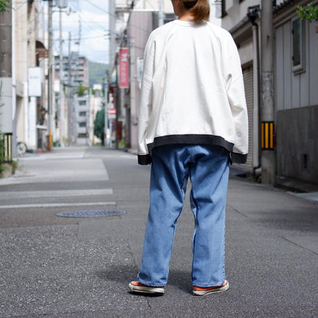 TRAINER BOYS( トレーナーボーイズ) /ALL ROUND TRAINER/White×Ivory