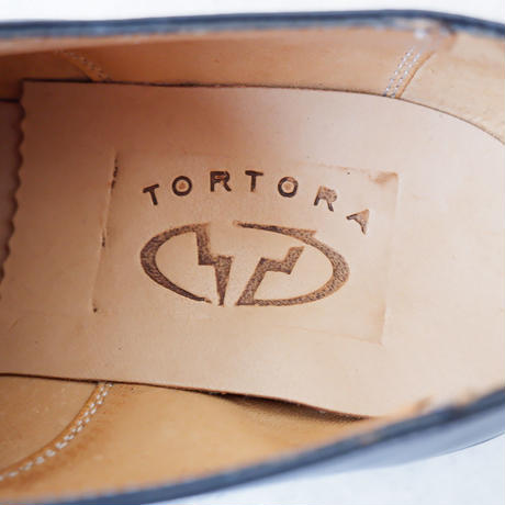 "【FROM EURO】""FRENCH ARMY"" Service Shoes/dead stock/TORTORA社製"