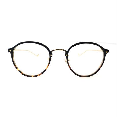 NEW. (ニュー) / NELSON /C-1/black brown half