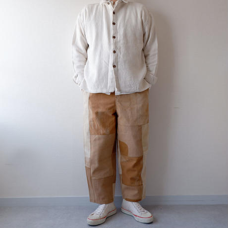 "yoused(ユーズド)/""remake wide pants /L-1"