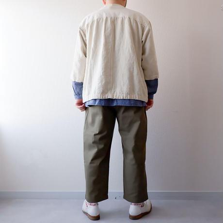 weac.(ウィーク)/コックパンツ/khaki