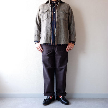 【USAより】Wool Rich  (ウールリッチ)/80's Vintage Wool Shirts /MADE IN U.S.A/used