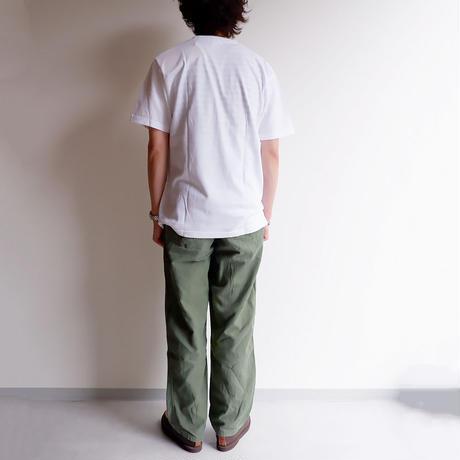 weac.(ウィーク)/Honky Tonk weac. デッバッハ Tシャツ /ホワイト