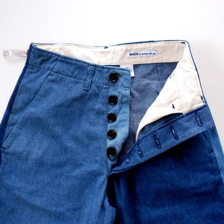 Sunny side up(サニーサイドアップ)/ remake denim trousers (2)