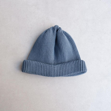 ROTOTO(ロトト)/COTTON ROLL UP BEANIE