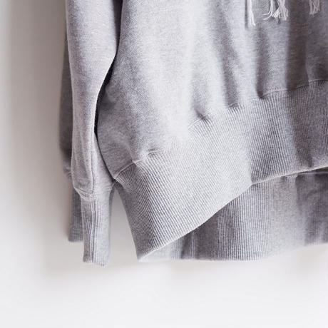 masterkey(マスターキー)/3B-SWEAT フロント刺繍スウェット/BASQUIAT