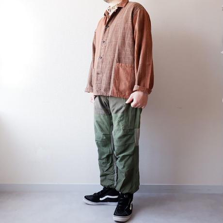 Nasngwam(ナスングワム)/FAINT JACKET/limited jacket/brown-2