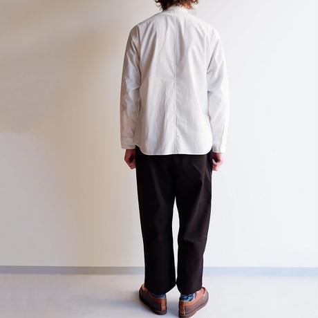 weac.(ウィーク)/パグちゃんシャツ/White