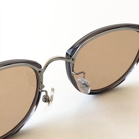 NEW. (ニュー) / JOYCE/C-4/clear grey/sunglasses