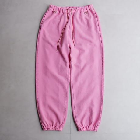 BRU NA BOINNE (ブルーナボイン) /ボガードスエットパンツPD/ピンク