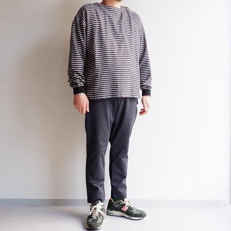 Jackman(ジャックマン) /Jersey Trousers/ Deep Charcoal
