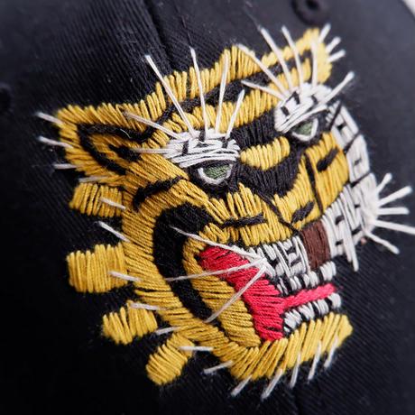 BRU NA BOINNE(ブルーナボイン) /KANFU CAP/タイガー