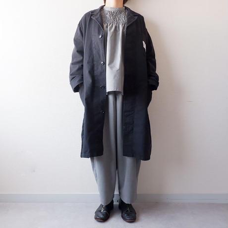 【Black-overdye】euro work coat
