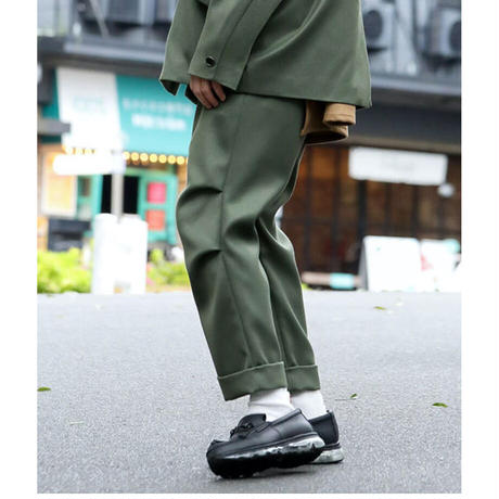 【立体的パンツ】masterkey(マスターキー)/GARUZE-P/khaki