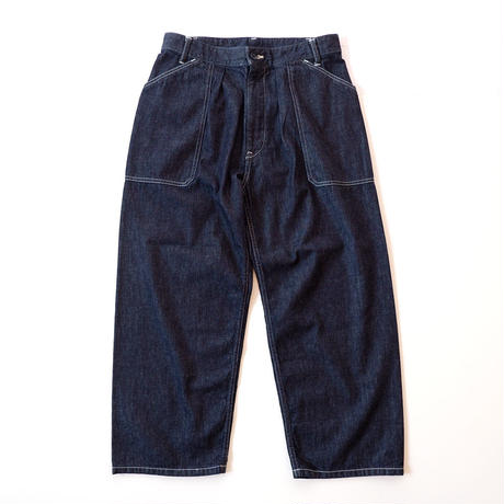 TIGRE BROCANTE(ティグルブロカンテ)/Travail Pants/10oz Denim/indigo