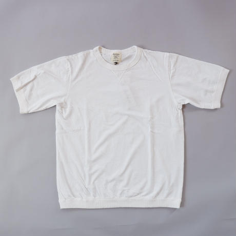 Jackman(ジャックマン)/US Cotton Rib T-Shirt/White
