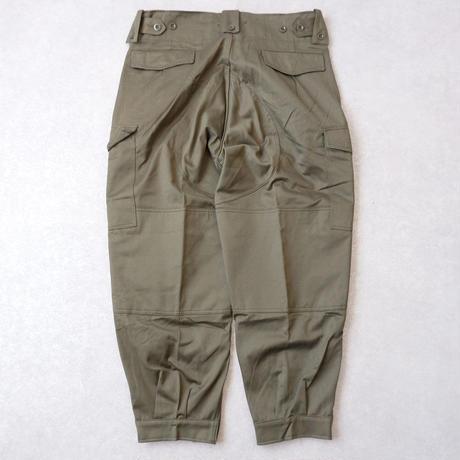 【dead stock】ベルギー軍/ M-64フィールドパンツ/ SEYNTEX社製