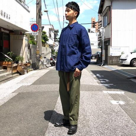 【FROM EURO】OLD EURO WORK JACKET/Lotus/50/w-1