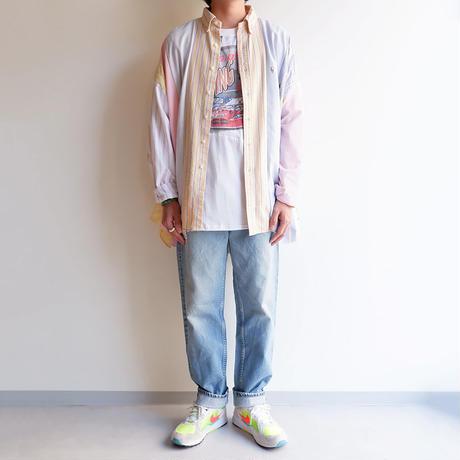 Nasngwam(ナスングワム)/PUZZLE TEE/White-L-1