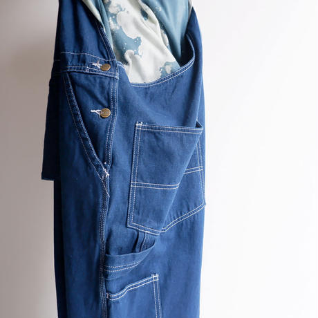 MADE  by Sunny side up(サニーサイドアップ)/Remake denim overall/size:3/BIG SMITH