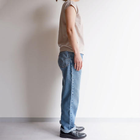 MADE  by Sunny side up(サニーサイドアップ)/ 3for1 Re denim pants/2-1