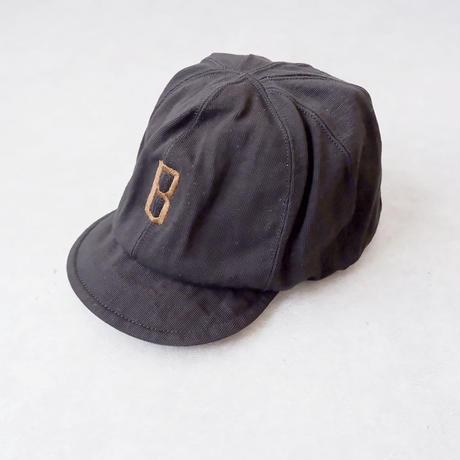 Jackman(ジャックマン)/ Dotsume Baseball Cap/Black