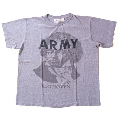 BEETHOVEN ARMY T SHIRT /ベートーヴェンアーミーTシャツ/D
