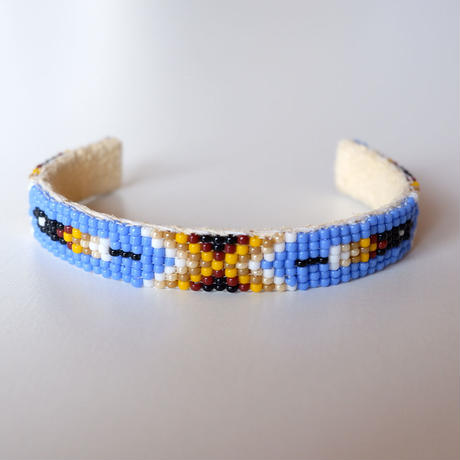 INDIAN JEWELRY/NAVAJO/Beads Bangle