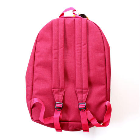 "LIXTICK ""ALLDAY"" BACKPACK /BIG BAG/wine red"